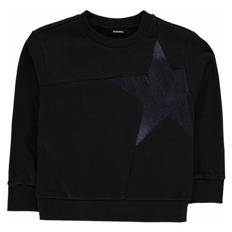 Bluza ze wzorem Diesel Star