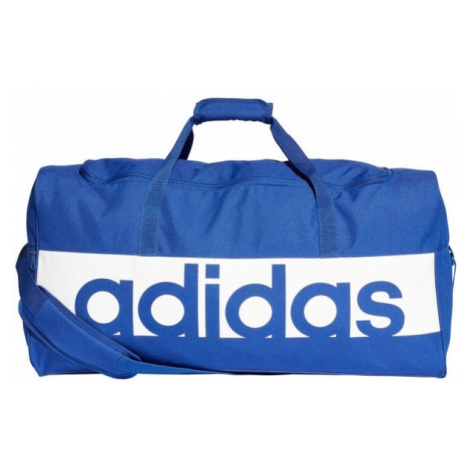 adidas LIN PER TB L niebieski L - Torba sportowa