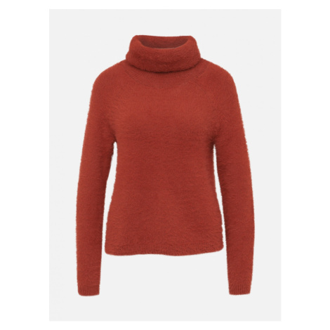 Brick turtleneck VILA Alinja