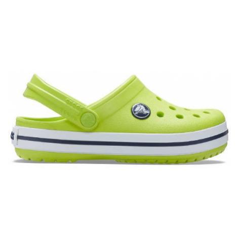 Klapki Crocs Crocband™ Clog 204537 LIME PUNCH