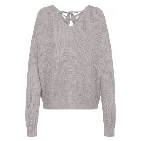 Urban Classics Sweter szary