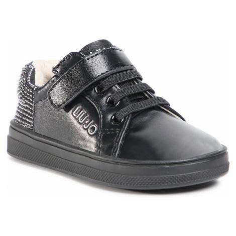Sneakersy LIU JO - Mini Alicia 501 4F0303 EX014 Black 22222