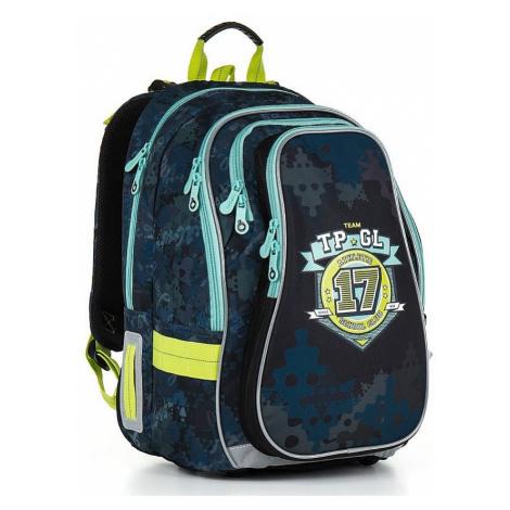 plecak Topgal CHI 878 - D/Blue