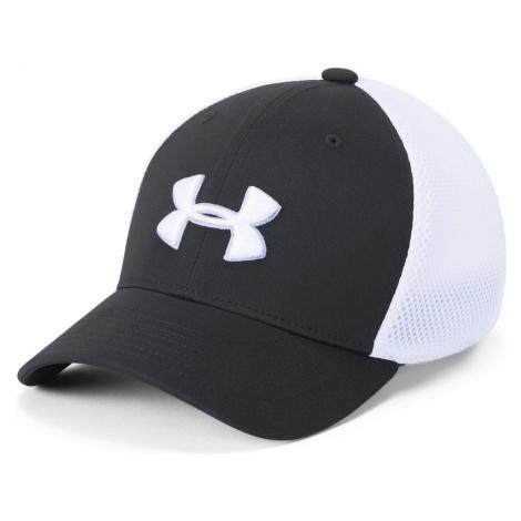 Under Armour Microthread™ Golf Czapka z daszkiem dziecięca Czarny