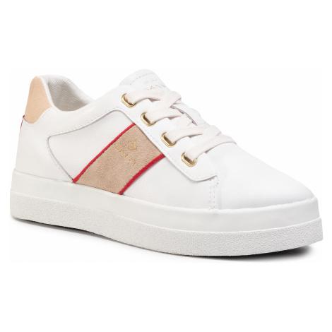 Sneakersy GANT - Avona 21531831 Bright White G290