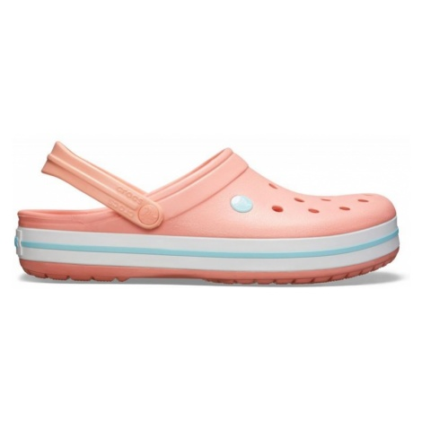 Crocs sandały Crocband Melon/Ice Blue M9/W11 (39,5)