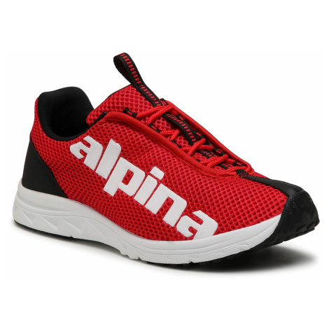 Sneakersy ALPINA - Ewl 4 624K-1K Red