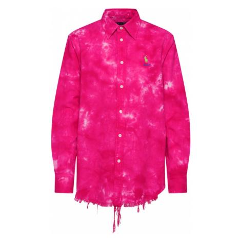 POLO RALPH LAUREN Bluzka różowy