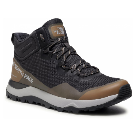 Trekkingi THE NORTH FACE - Activist Mid Futurelight NF0A47AYV4M1 Asphalt Grey/Moab Khaki