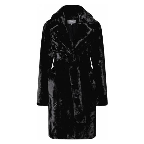 VILA Płaszcz zimowy czarny