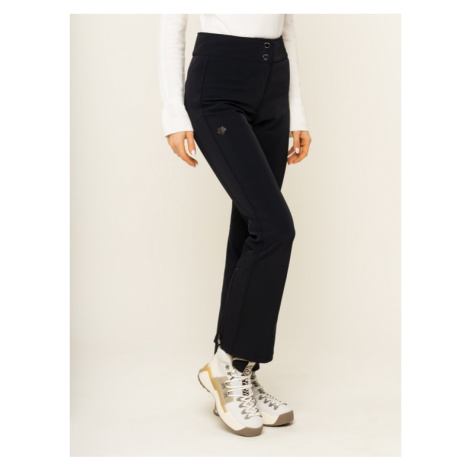 Descente Spodnie narciarskie Vivian DWWOGD21 Czarny Slim Fit
