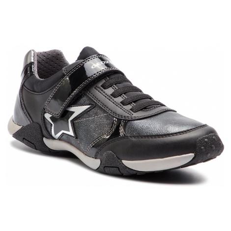Sneakersy GEOX - J Tale B J8421B 00254 C9999 D Black