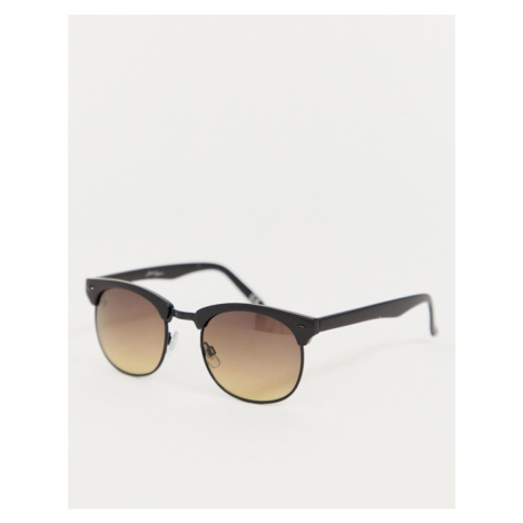 Jeepers Peepers retro sunglasses in black