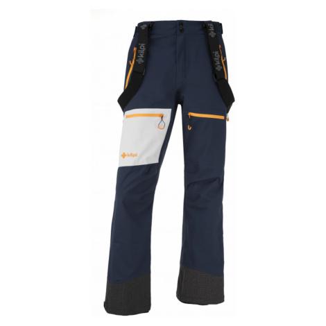 Spodnie damskie 3-warstwowe Keku-w granatowe - Kilpi