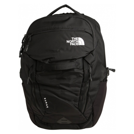 THE NORTH FACE Plecak sportowy 'Surge' czarny / biały