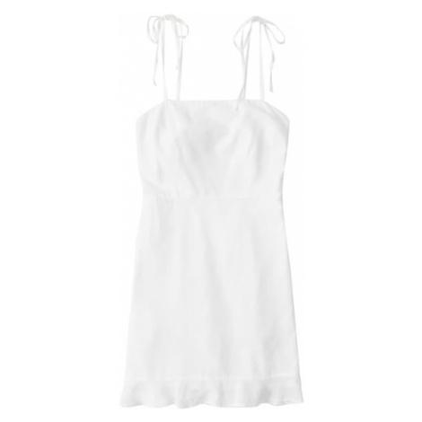 Abercrombie & Fitch Sukienka biały