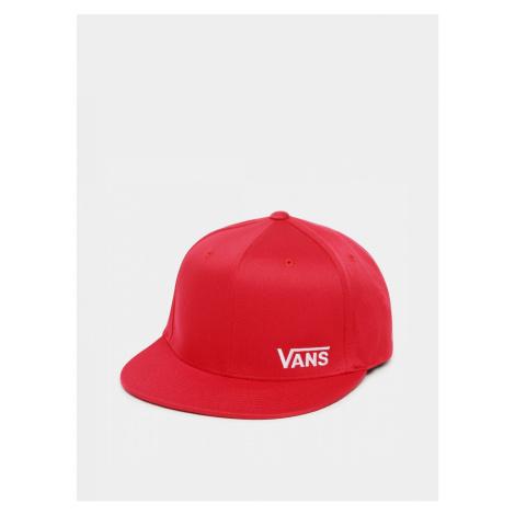 Baseball Cap Vans Mn Splitz Racing Red
