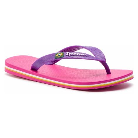 Japonki IPANEMA - Clas Brasil II Fem 80408 Pink/Purple 24698