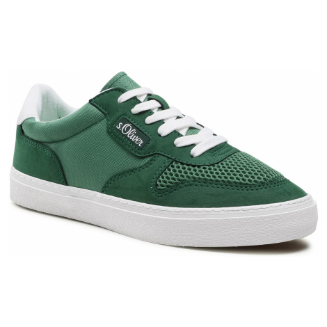 Sneakersy S.OLIVER - 5-13602-36 Green 712