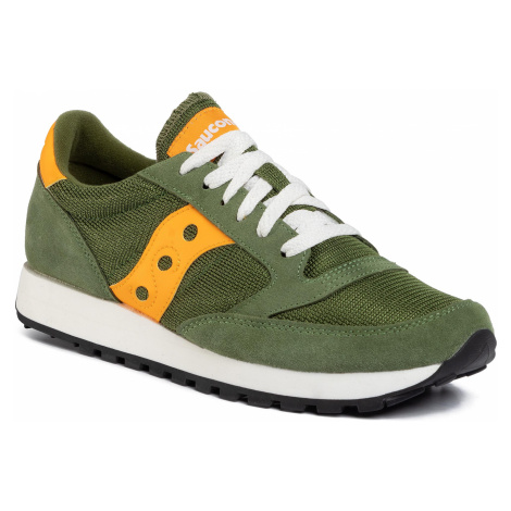 Sneakersy SAUCONY - Jazz Original S70368-12 Grn/Mus