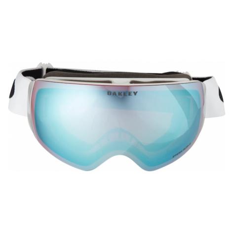 OAKLEY Okulary sportowe 'Flight Deck' szafir / biały