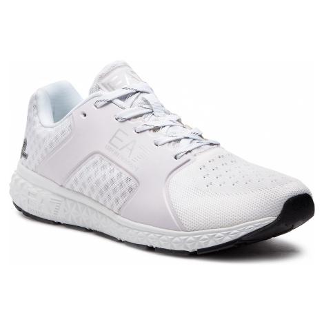 Sneakersy EA7 EMPORIO ARMANI - X8X011 XK044 00001 White