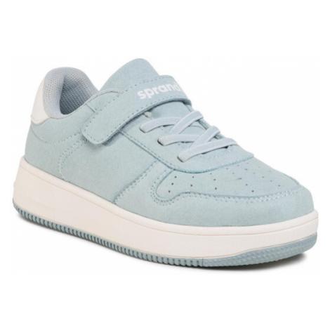Sprandi Sneakersy CP40-20510Z Niebieski