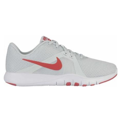 Nike FLEX TR 8 biały 7 - Obuwie treningowe damskie