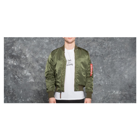 Alpha Industries MA-1 VF 59 257 Dark Green