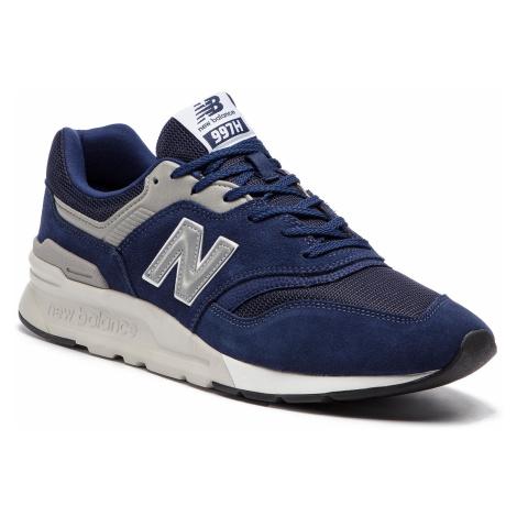 Sneakersy NEW BALANCE - CM997HCE Granatowy