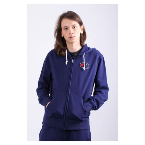 Bluza Champion Hooded Full Zip Sweatshirt Bs536 Ecl