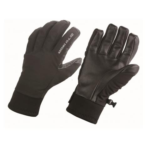 Skórzane rękawice narciarskie 2117 REMNA