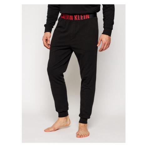 Calvin Klein Underwear Spodnie piżamowe 000NM1961E Czarny
