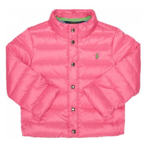 Polo Ralph Lauren Kurtka puchowa Spring I 313784338 Różowy Regular Fit