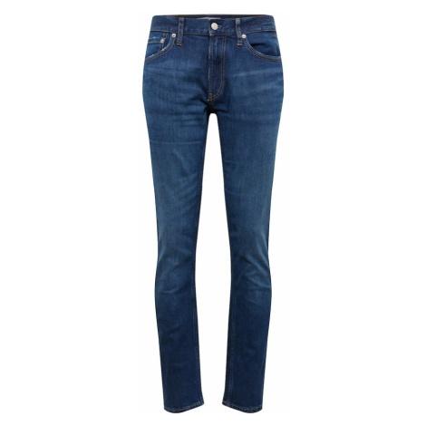 Calvin Klein Jeans Jeansy '026 SLIM' niebieski denim