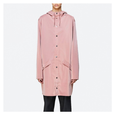 Płaszcz damski Rains Long Jacket 1202 BLUSH