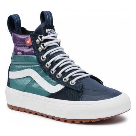 Vans Sneakersy Ski8-Hi Mte 2.0 Dx VN0A4P3I2US1 Granatowy