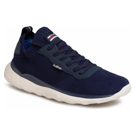 Sneakersy S.OLIVER - 5-13642-34 Navy 805