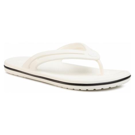 Japonki CROCS - Crocband Flip 206100 White