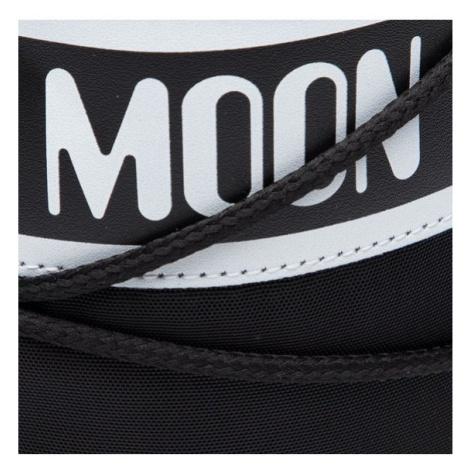 Moon Boot Śniegowce Nylon 14004400001 Czarny