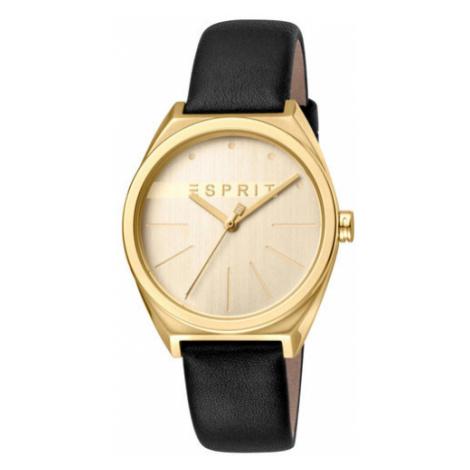 Esprit Zegarek ES1L056L0025 Złoty