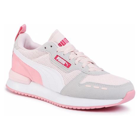 Sneakersy PUMA - R78 Jr 373616 04 Rosewater/Gray/White