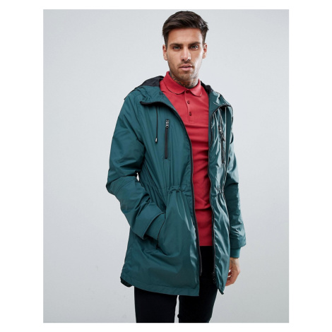 Another Influence Nylon Hooded Parka