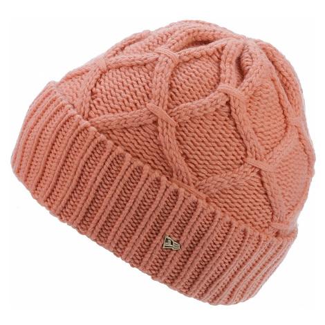 czapka New Era Cashmere Blend Cuff - Blossom