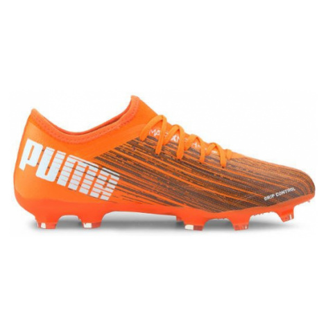 KORKI PUMA ULTRA 3.1 FG AG SHOCKING ORANGE 106086 01