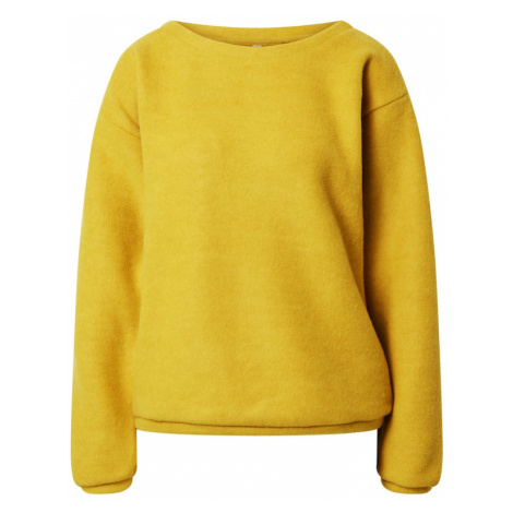 Blend She Sweter 'WOKKA' żółty