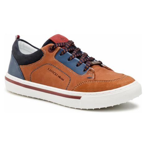 Sneakersy LASOCKI YOUNG - CI12-2677-06 Camel