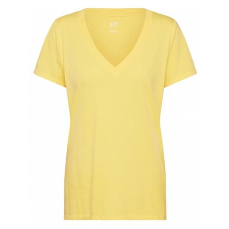 GAP Koszulka złoty