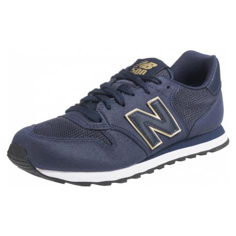 New Balance Trampki niskie 'GW500-NGN-B' granatowy / ciemny niebieski / złoty