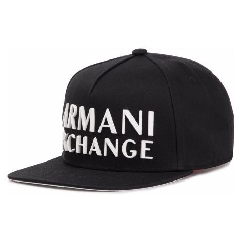 Czapka z daszkiem ARMANI EXCHANGE - 954100 9P153 00020 Black
